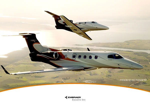 Embraer Phenom Factory Authorized Service Center