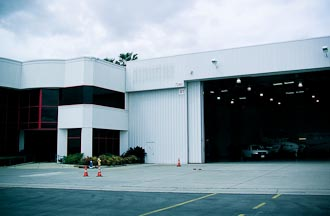 Mather Aviation Van Nuys Hangar